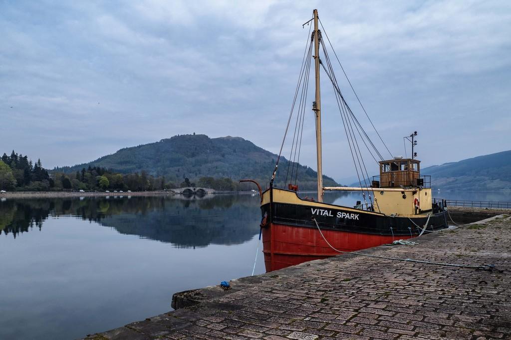 Loch Fyne by gamelee