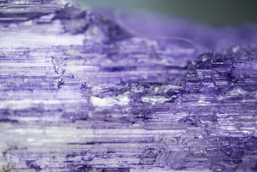 Purple Crystal by kwind