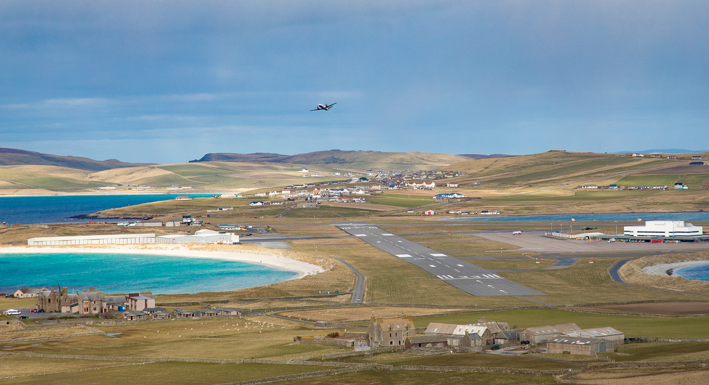 Sumburgh Airport by lifeat60degrees