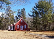 21st Mar 2020 - Little Red School House