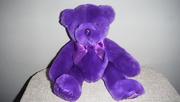 21st Mar 2020 - Purple Bear