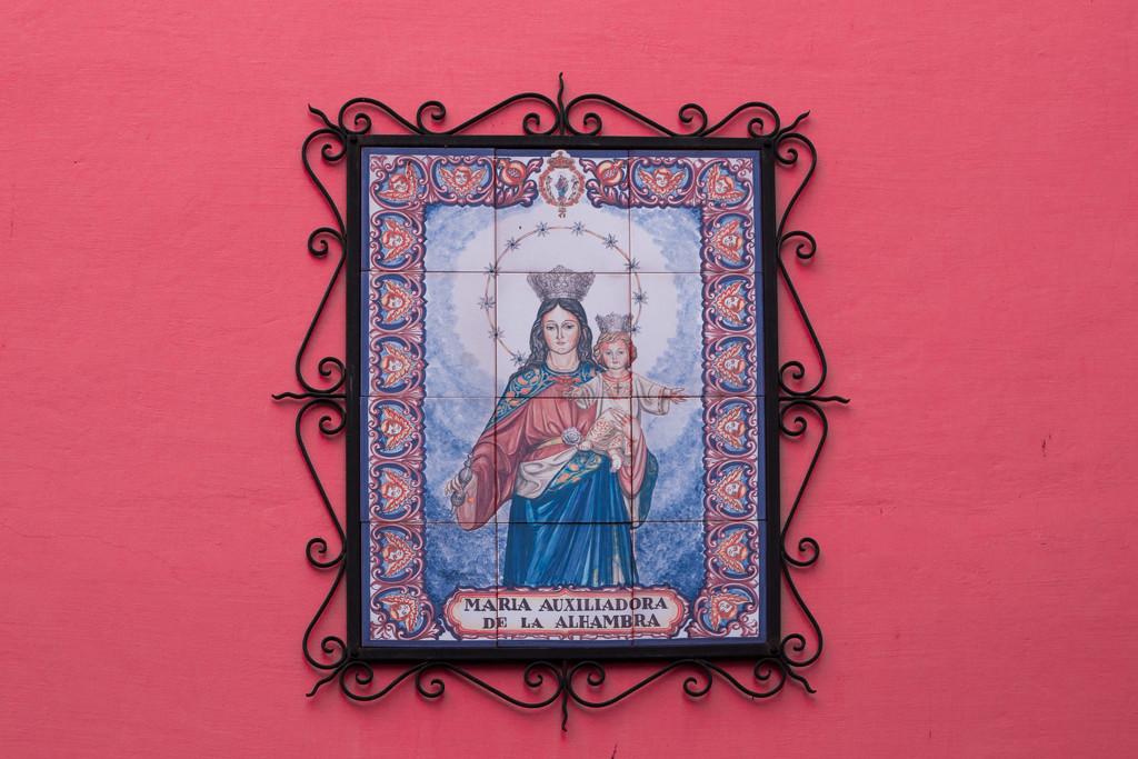 Granada pink by brigette