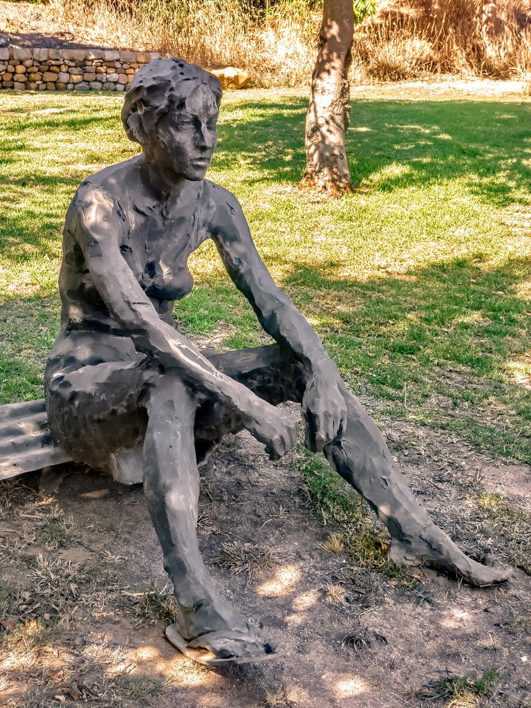 Dylan Lewis sculpture garden by ludwigsdiana