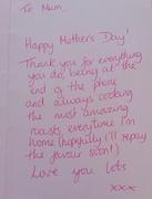 22nd Mar 2020 - Mothering Sunday Greeting