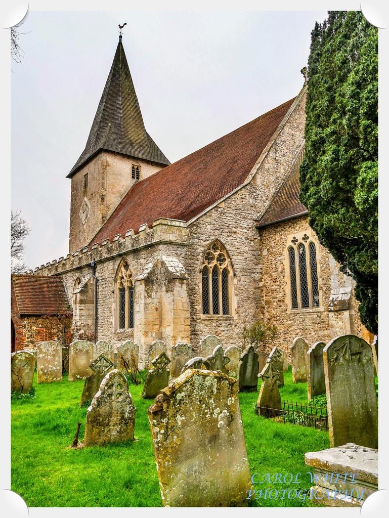 Holy Trinity Church,Bosham by carolmw