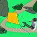 The kite #3