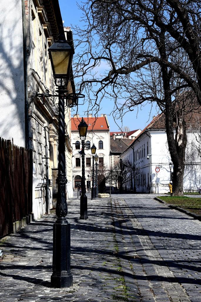 Old city street ..... by kork