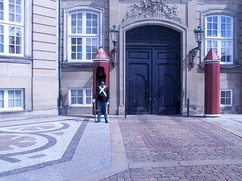 Y11 0322 Palace Guard by cirasj