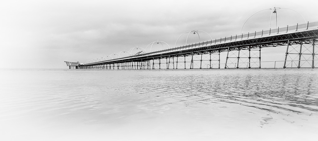 Southport pier by gamelee