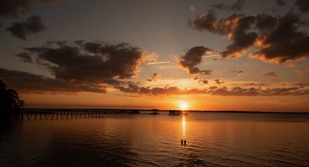 Friday Night Sunset! by rickster549
