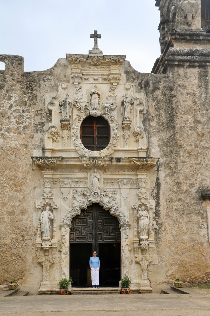 Mission San José, San Antonio by momamo