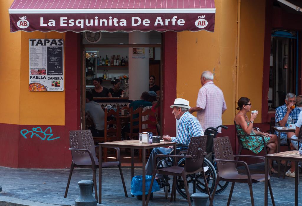 Seville tapas by brigette