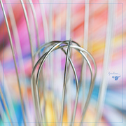 23rd Mar 2020 - Wire Whisk for W