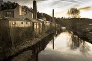 23rd Mar 2020 - Calder mills