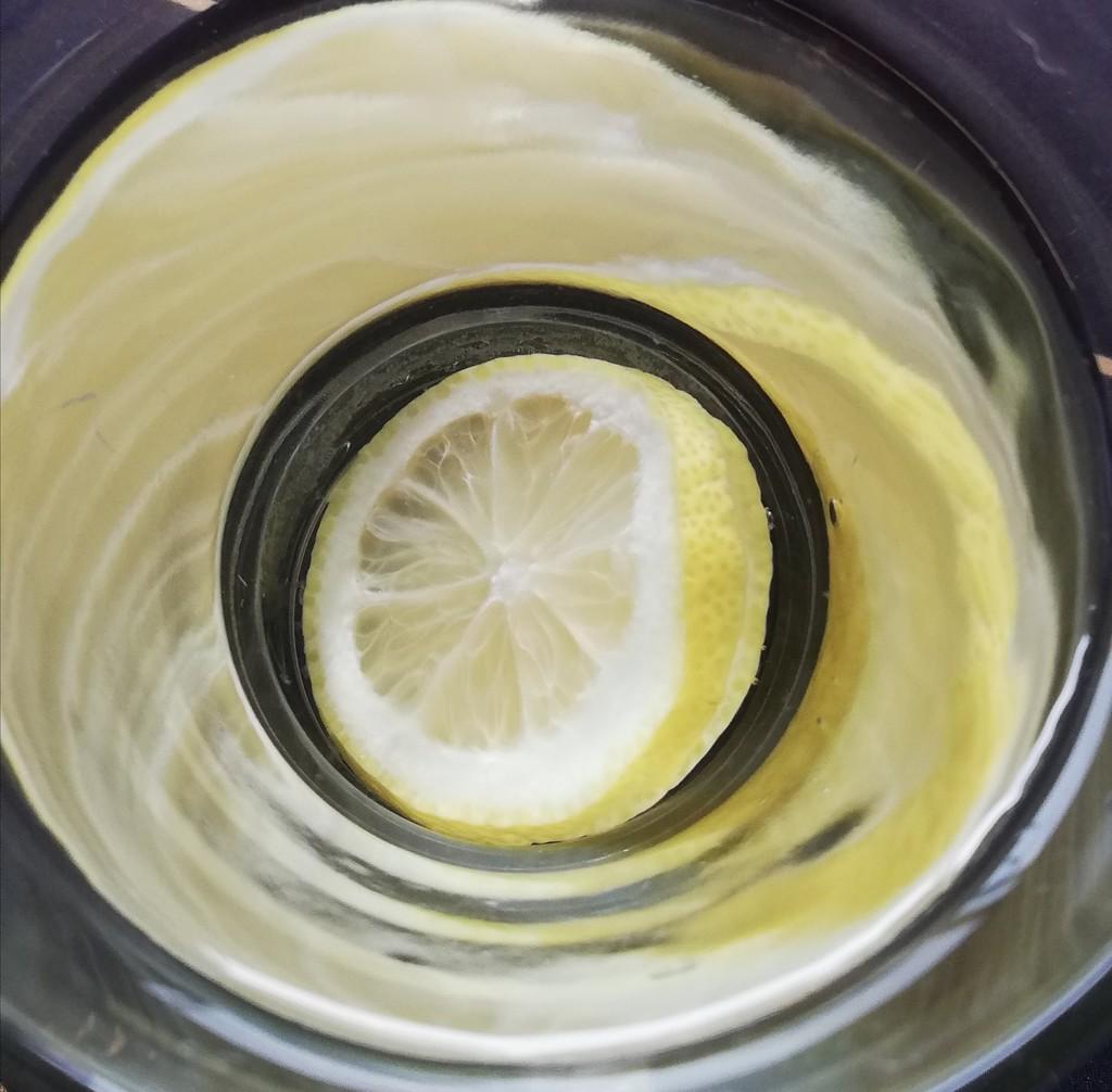 Lemon water  by julianneovie