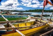 18th Mar 2020 - Colourful boats