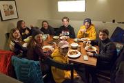 28th Feb 2020 - Dinner at the condo