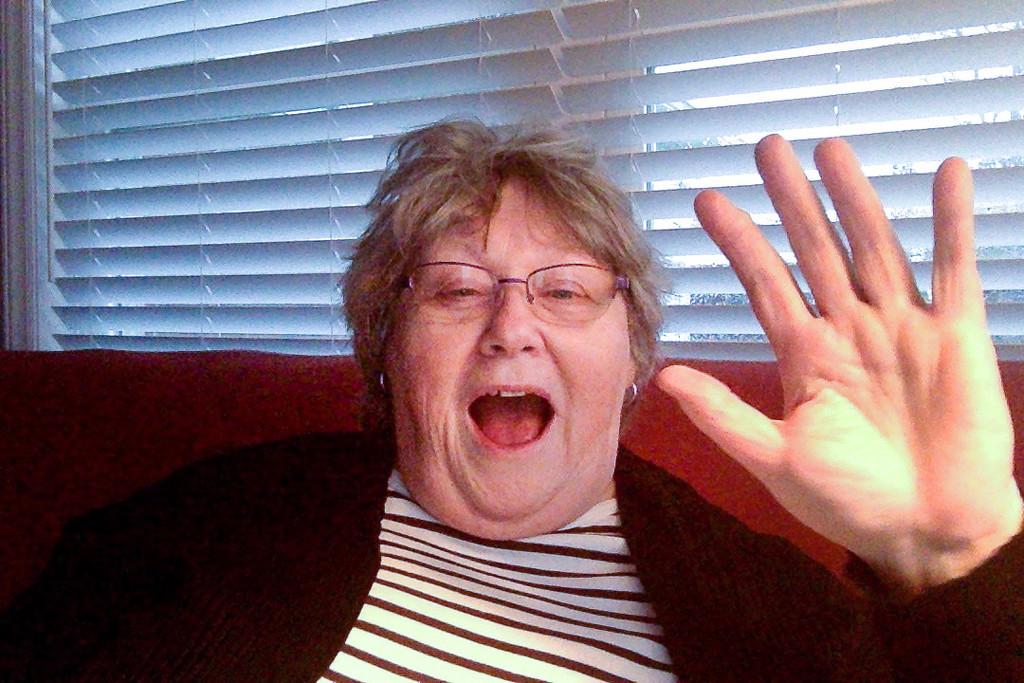 Hi! I'm Kathy by randystreat