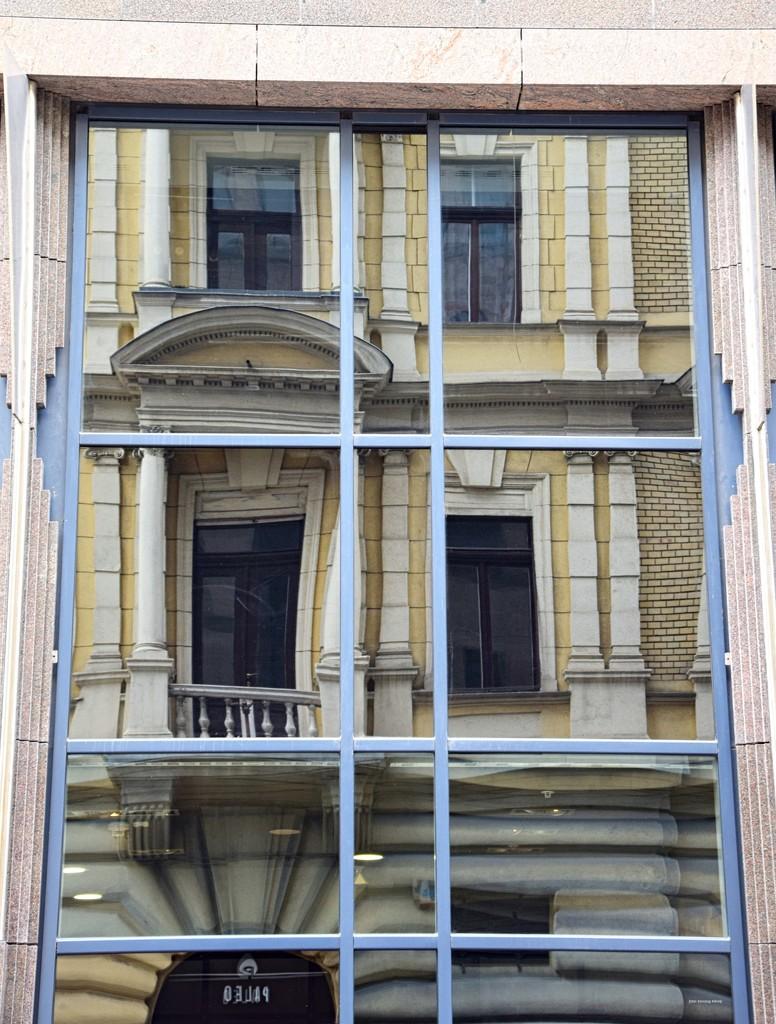 Window in the window ..... by kork