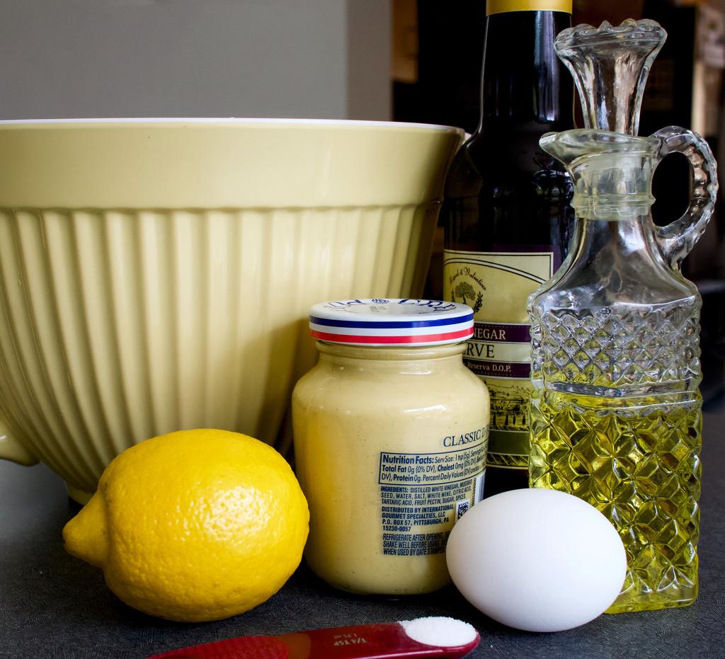 Today's 365 DIY quarantine edition: Mayonnaise by cristinaledesma33