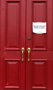20th Mar 2020 - Red Doors Say it All