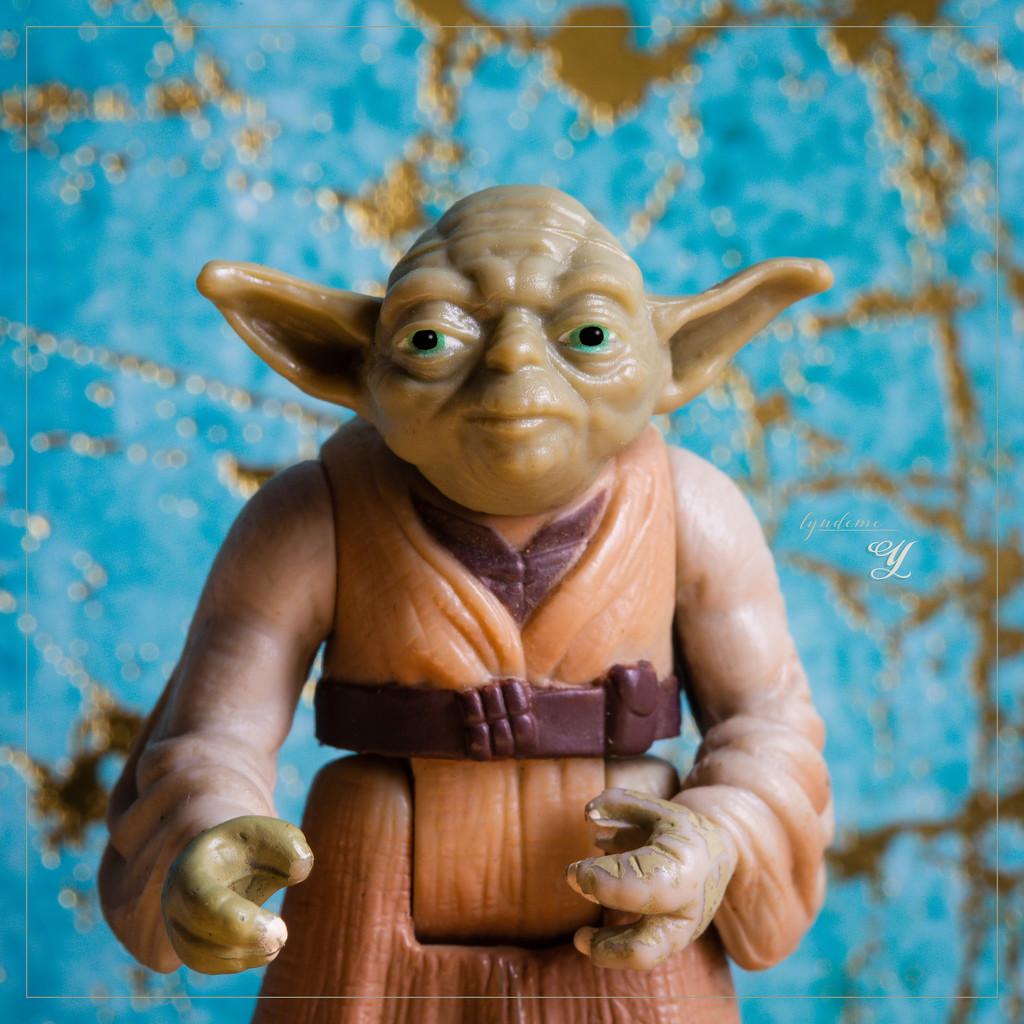 Yoda for Y by lyndemc