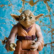 25th Mar 2020 - Yoda for Y