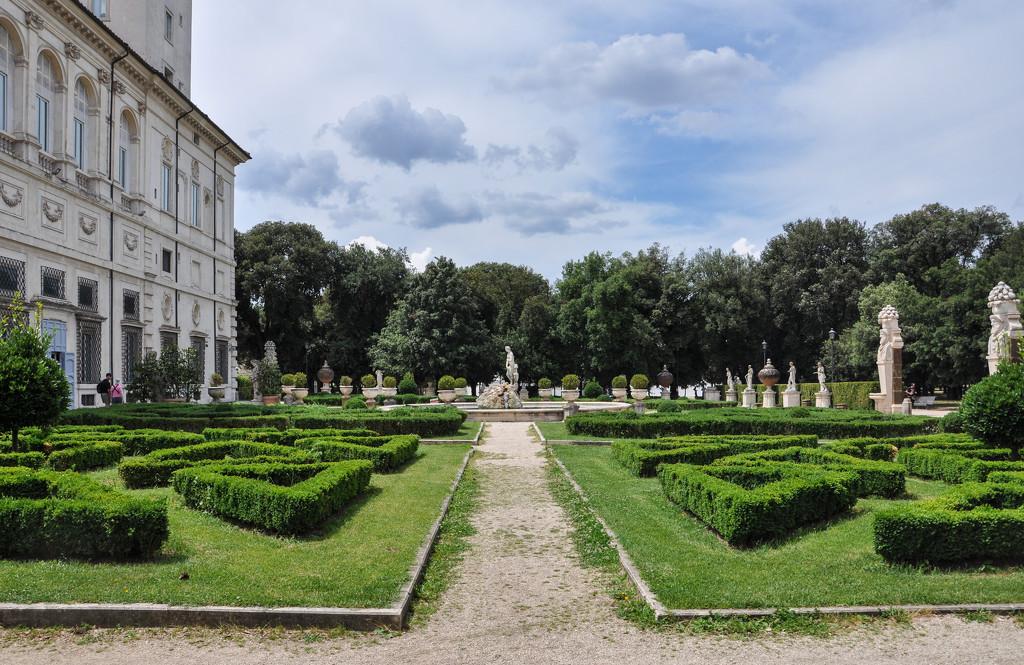 Galleria Borghese by brigette