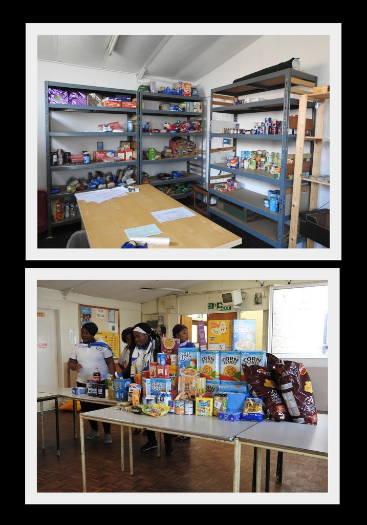 Food Bank by oldjosh