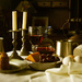 Still life in the style of Pieter Claesz by randystreat