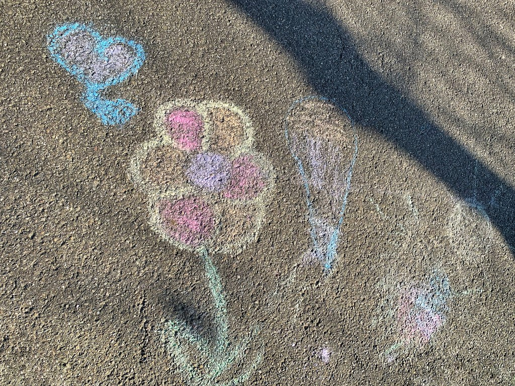 Heart and flower.  by cocobella