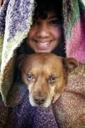 26th Mar 2020 - Dog needing comfort!