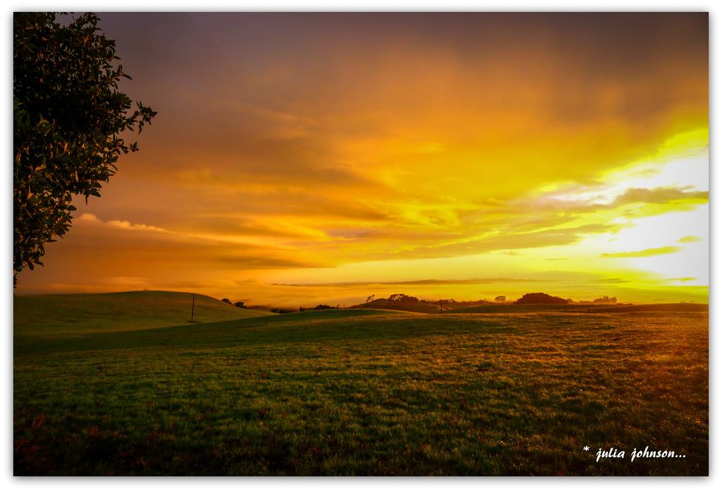 Golden Sunrise... by julzmaioro
