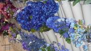 27th Mar 2020 - Blue Floral Decorations
