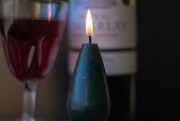 12th Mar 2020 - Candlelight and Wine