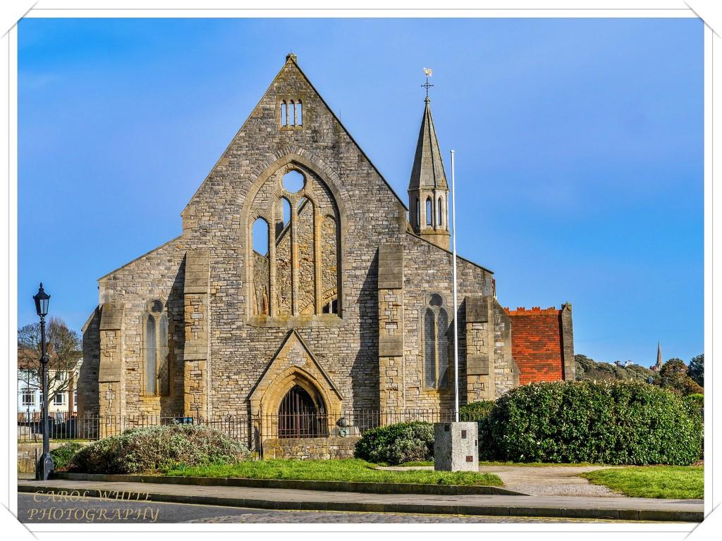 The Royal Garrison Church,Portsmouth by carolmw