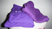 28th Mar 2020 - Purple T-shirts and Workout Pants