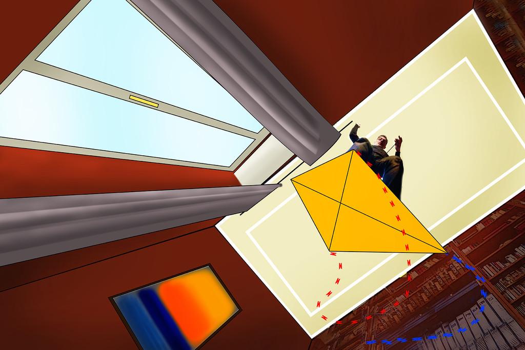 The kite #8 by domenicododaro
