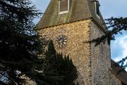 28th Mar 2020 - St Mary's clock