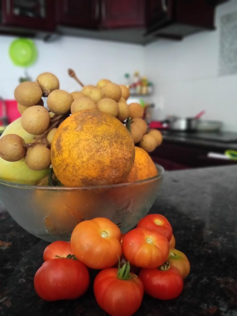 Fresh food by blueace