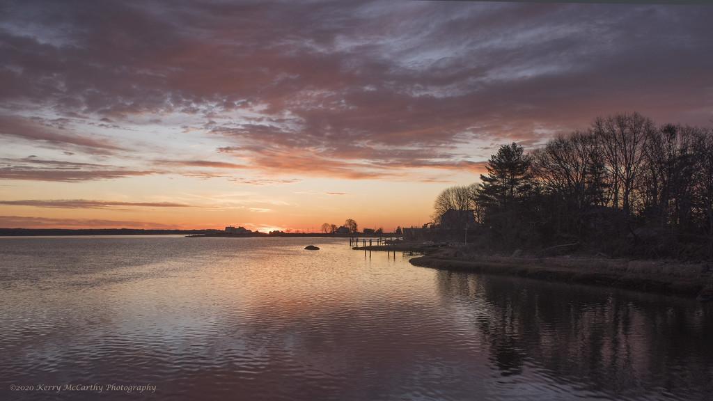 Peaceful dawn by mccarth1
