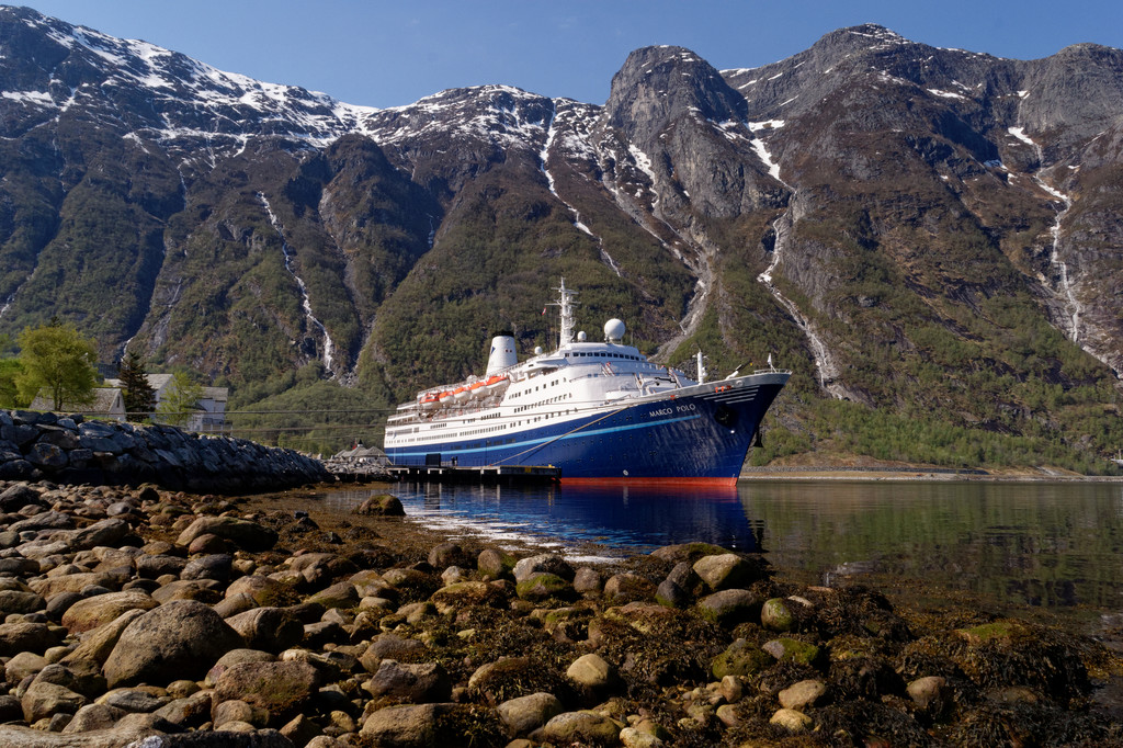 0328 - Docked at Eidfjord by bob65