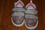 29th Mar 2020 - Brynn's pink shoes for rainbow2020