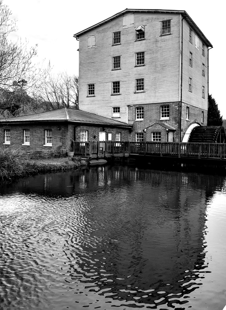 Crabble Corn Mill by fbailey