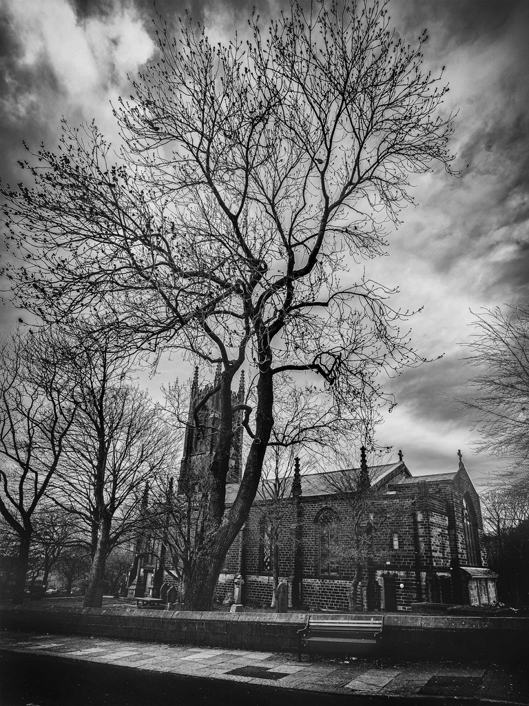 Holy Trinity Church. by gamelee
