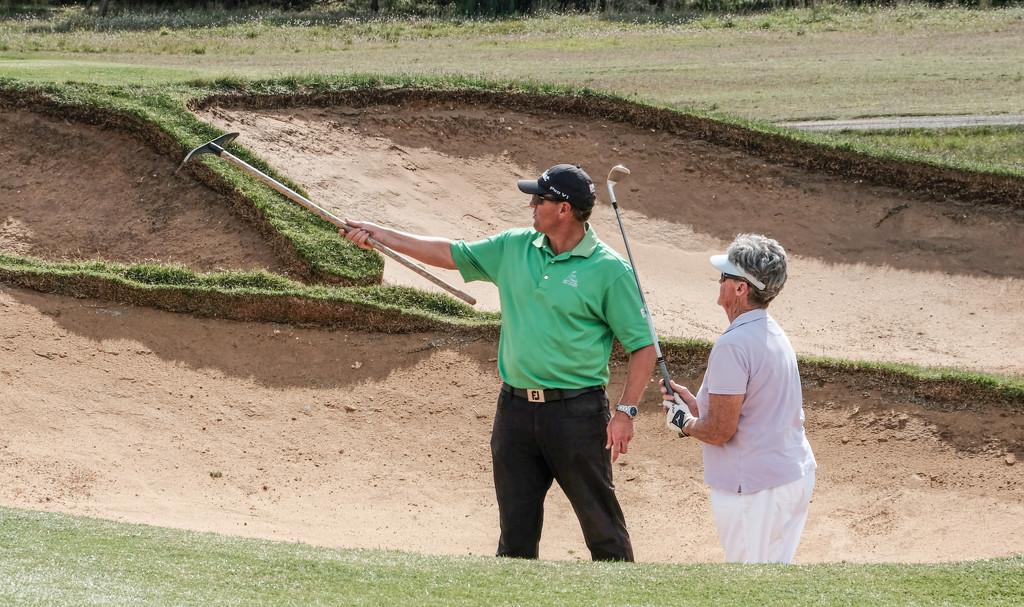 Happier times by golftragic