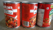 30th Mar 2020 - Red Tins