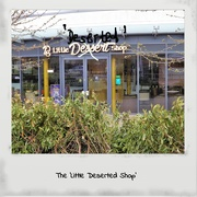 30th Mar 2020 - The 'Little Deserted Shop'