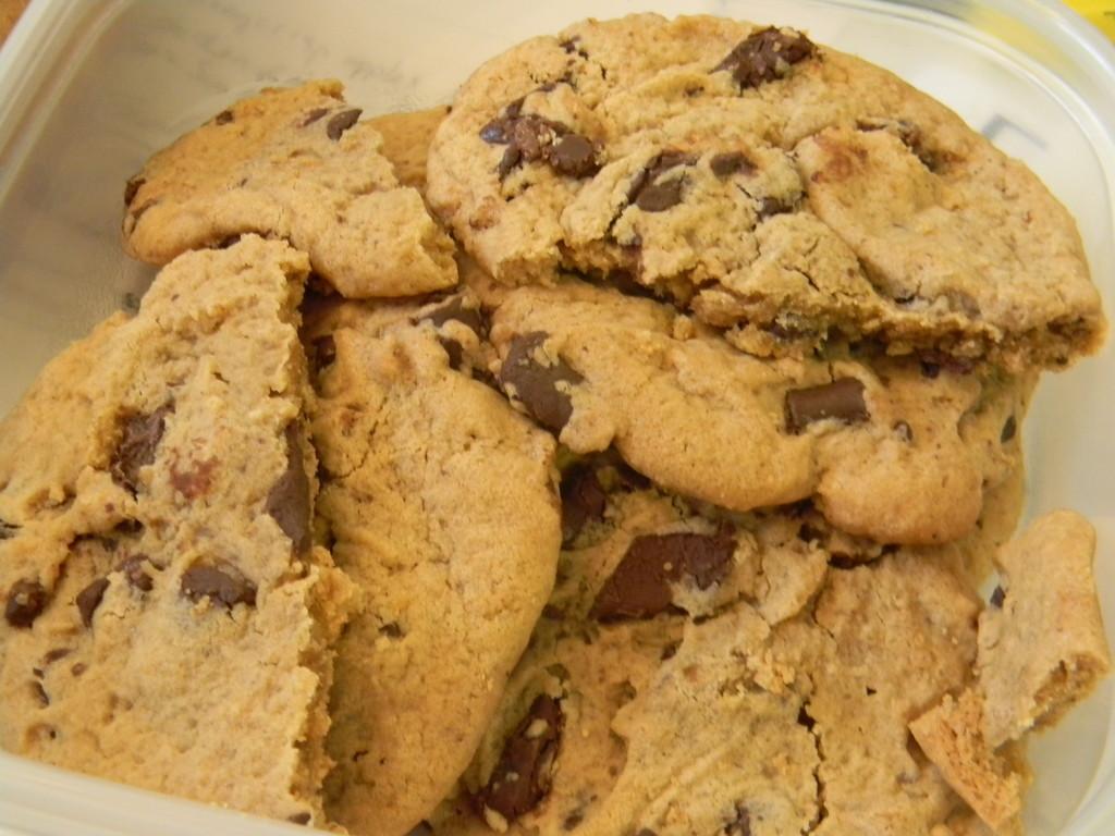 Chocolate Chip Cookies by sfeldphotos