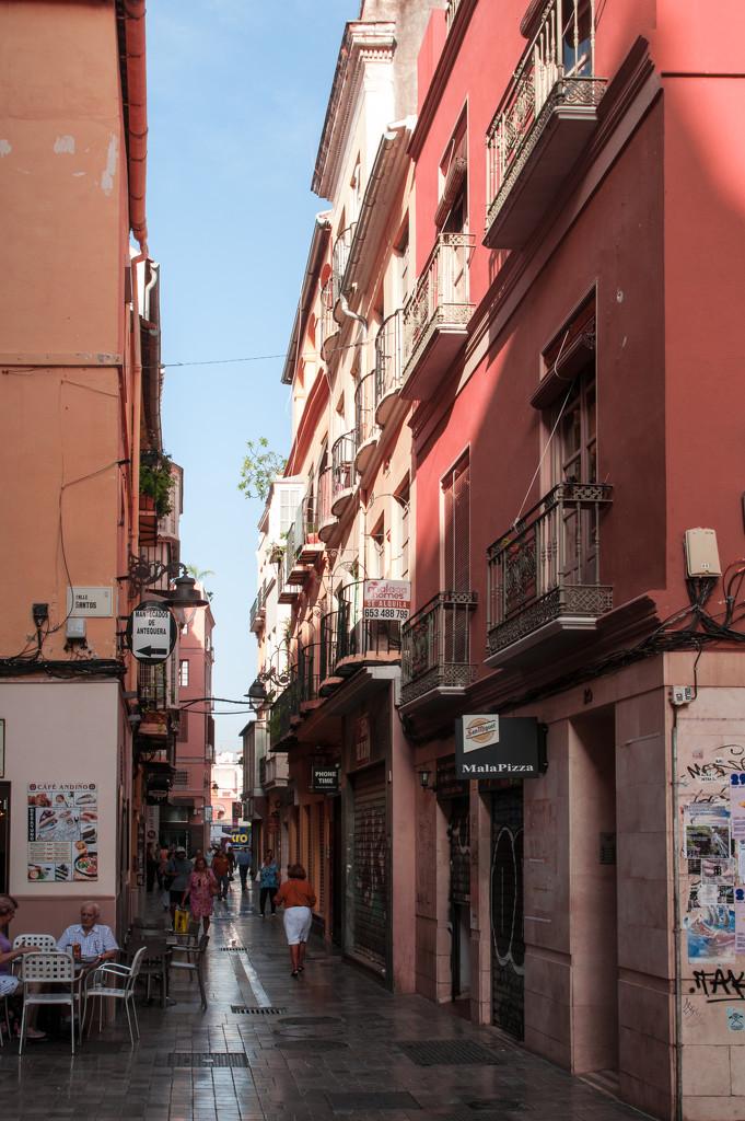Malaga by brigette